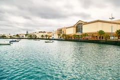 Laguna ` Charco de SAN Gines ` Arrecife Στοκ φωτογραφία με δικαίωμα ελεύθερης χρήσης