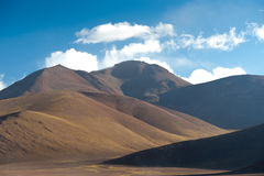 Laguna Colorada Hillside Royalty Free Stock Image
