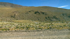 Laguna dans le Bolivien Altiplano, Amérique du Sud photos stock