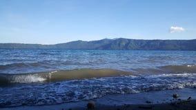 Laguna de Apoyo Royalty Free Stock Photography