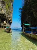 Laguna de Hong fotos de archivo