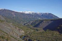 Laguna de Laja National Park, Chile Royalty Free Stock Images