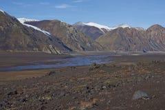 Laguna de Laja National Park, Chile Stock Photos