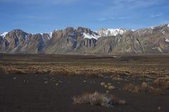 Laguna de Laja National Park, Chile Royalty Free Stock Image