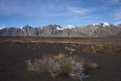 Laguna de Laja National Park, Chile Stock Photography