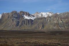 Laguna de Laja National Park, Chile Royalty Free Stock Photos