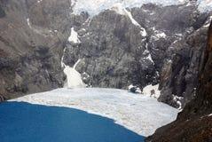 Laguna de los Tres Royalty Free Stock Images