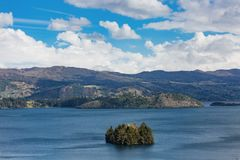 Laguna de Tota Lake Boyaca Colombia Stock Photography
