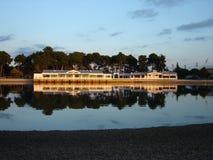 Laguna de Umag Fotos de archivo libres de regalías