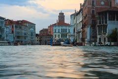 Laguna de Venecia Imagenes de archivo