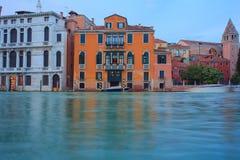 Laguna de Venecia Fotografía de archivo libre de regalías
