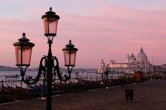Laguna de Venecia Fotos de archivo libres de regalías