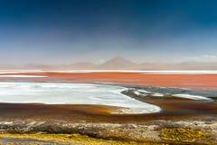 Laguna del azul de Altiplano Foto de archivo libre de regalías
