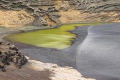 Laguna del EL Golfo Fotografía de archivo libre de regalías
