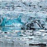 Laguna del glaciar de Islandia imágenes de archivo libres de regalías