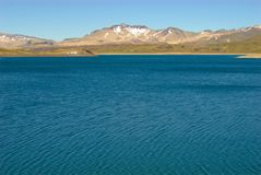 Laguna del Inca, Chile Royalty Free Stock Photos