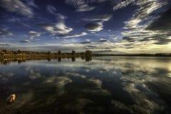 Laguna di Lor Fotografia Stock Libera da Diritti