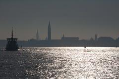 Laguna di Venezia Immagine Stock Libera da Diritti