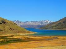 Laguna-EL-maule Stockfotografie