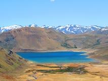 Laguna-EL-maule Stockfoto