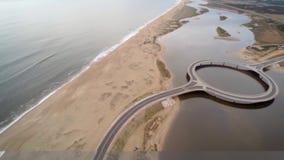 Laguna Garzon, Maldonado, Ουρουγουάη απόθεμα βίντεο