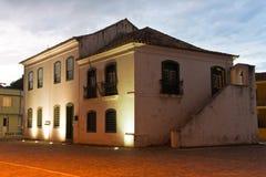 Laguna House of Anita Garibaldi Royalty Free Stock Image