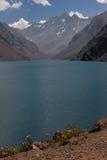 laguna inca βουνά portillo Στοκ φωτογραφία με δικαίωμα ελεύθερης χρήσης