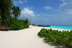 Laguna Island. Shot on Laguna island in the Maldives Stock Images