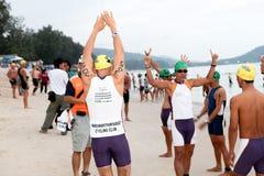 Laguna Marathon Royalty Free Stock Image