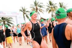 Laguna Marathon Royalty Free Stock Images