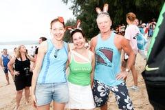 Laguna Marathon Stock Images