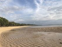 The Laguna, Nusa Dua, Bali. Indonesia Royalty Free Stock Photo