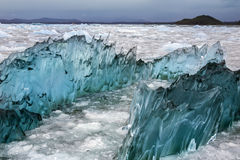 Laguna San Rafael - Patagonia - o Chile fotos de stock royalty free