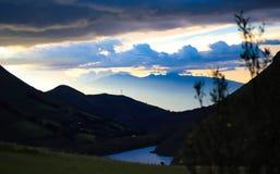Laguna Secas royalty free stock photo