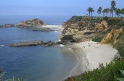 Laguna shoreline stock image