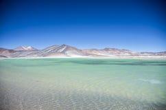 Laguna Tuyaito - Atacama Desert - Chile Stock Photos