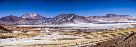 Laguna Tuyaito - Atacama Desert - Chile Royalty Free Stock Photos