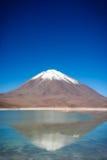 Laguna Verde Fotografia Stock