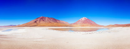 Laguna Verde Stock Photography