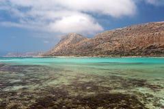 Lagunas de la turquesa Fotos de archivo