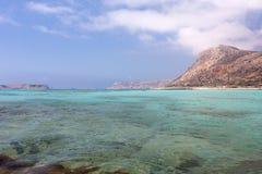 Lagunas de la turquesa Imagenes de archivo