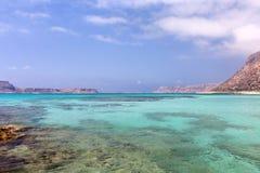 Lagunas de la turquesa Fotografía de archivo libre de regalías