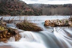 Lagunas de Ruidera Stock Photo