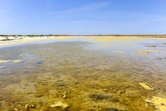 Lagune stockfoto