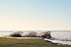 lagune Royalty-vrije Stock Fotografie
