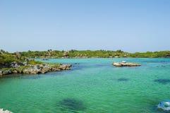 lagune Royalty-vrije Stock Foto's