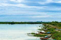 lagune Stockfotografie