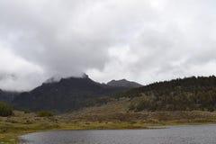 lagune Stockbild