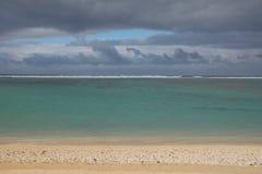 Lagune in Bijeenkomst Stock Foto