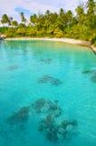 Lagune bleue images stock